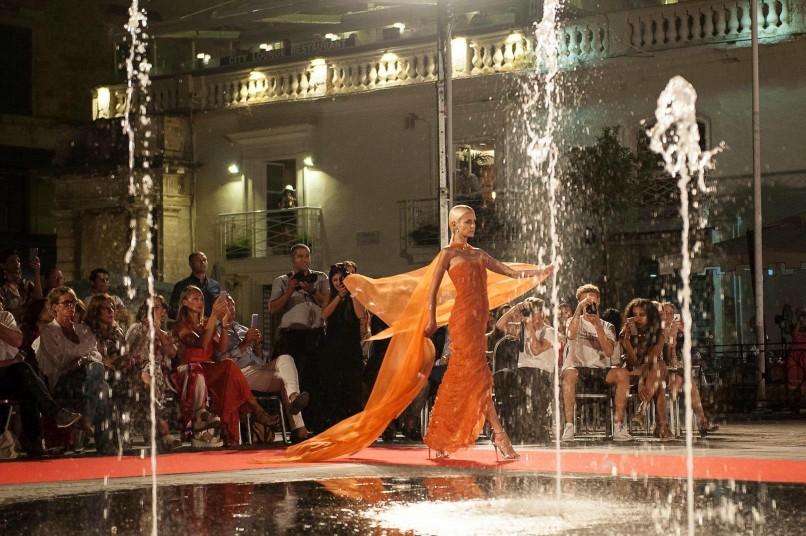A Malta va in scena l'alta moda sotto le stelle