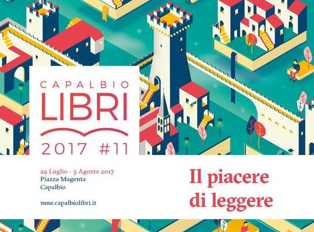 Torna Capalbio Libri: appuntamento dal 9 luglio al 5 agosto