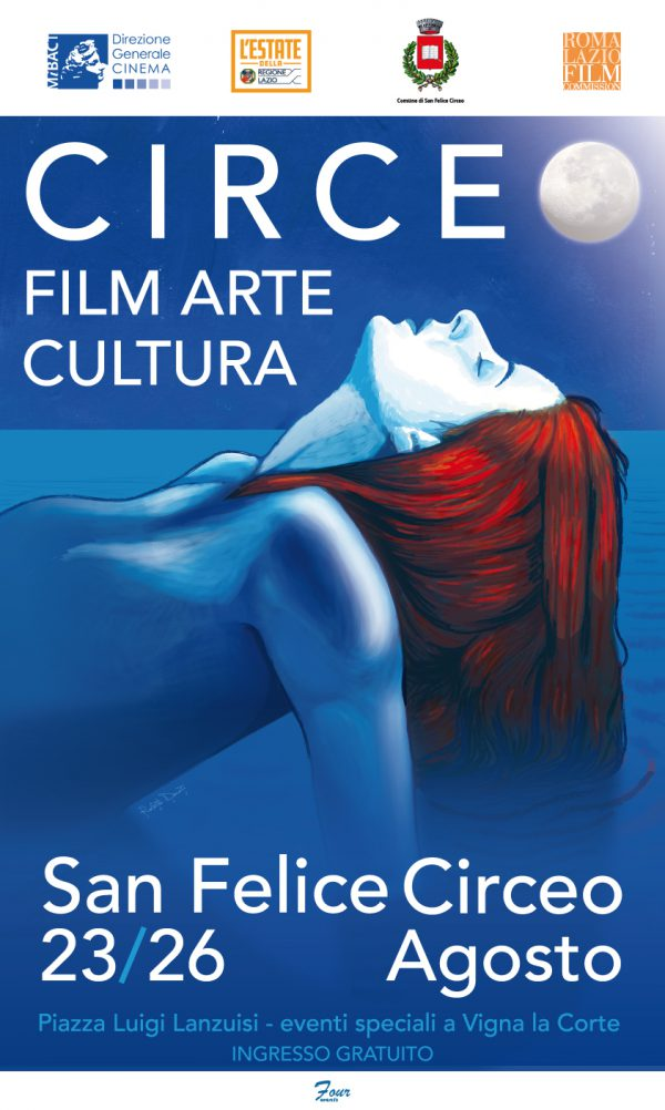 CIRCEO FILM ARTE CULTURA locandina