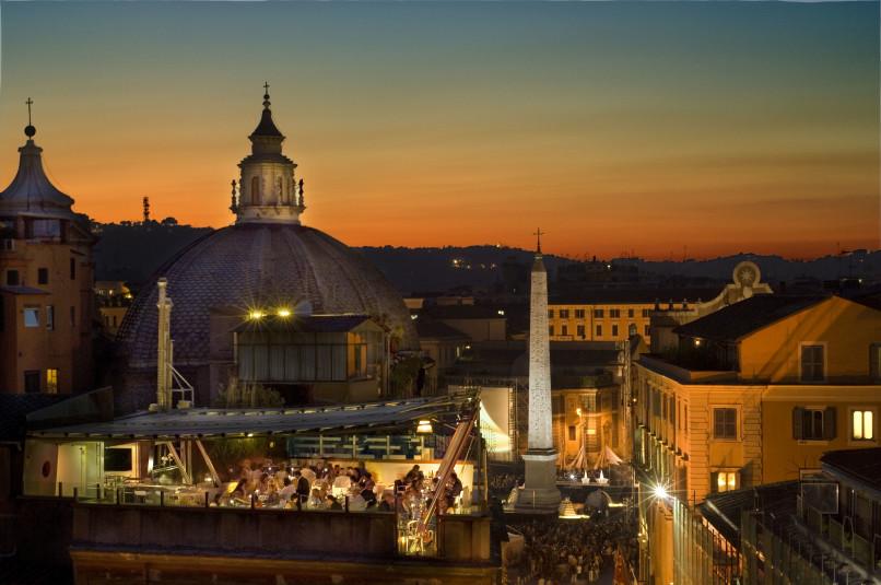 Hi-Res tetti Roma