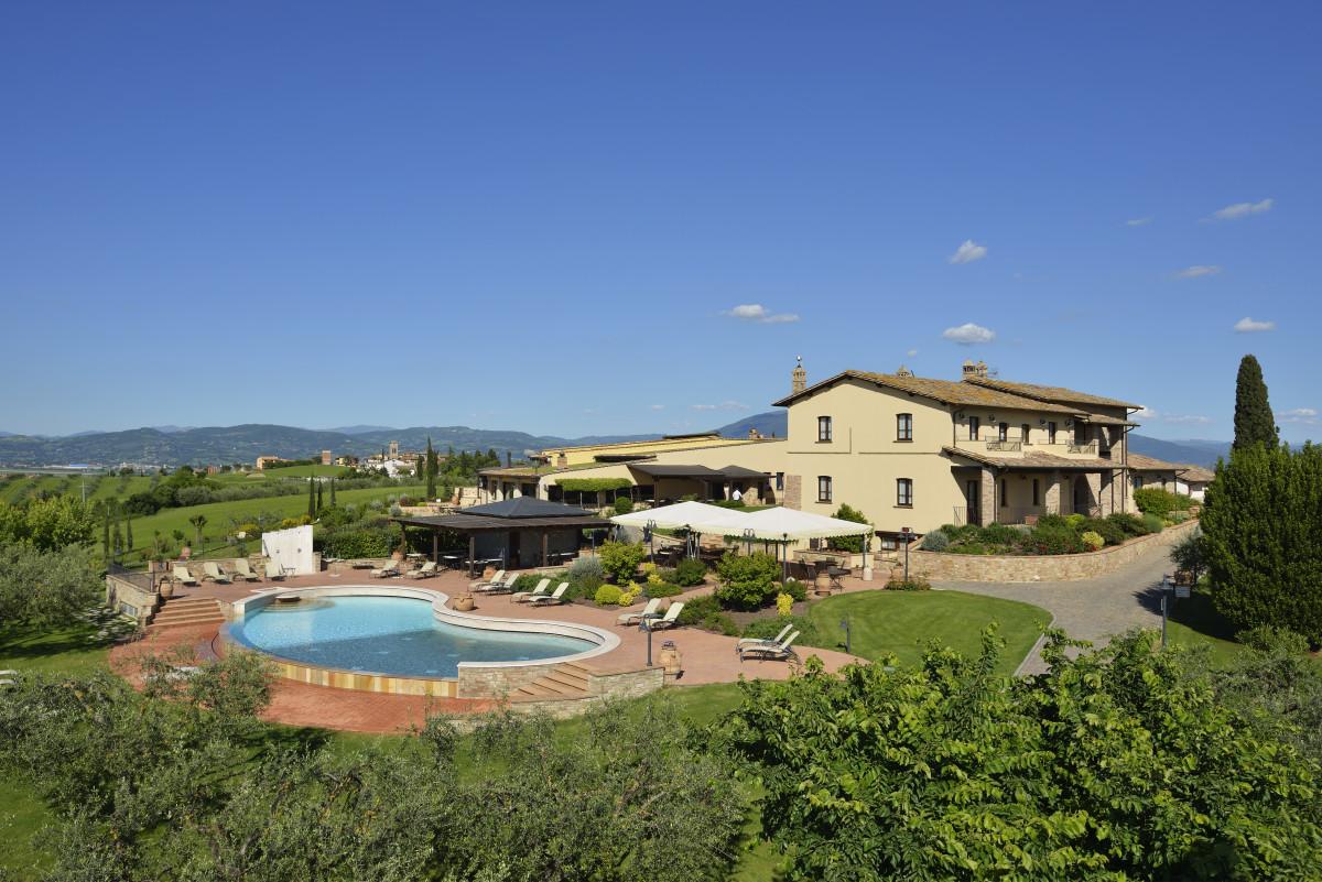Borgobrufa: una Spa da sogno nel cuore dell'Umbria