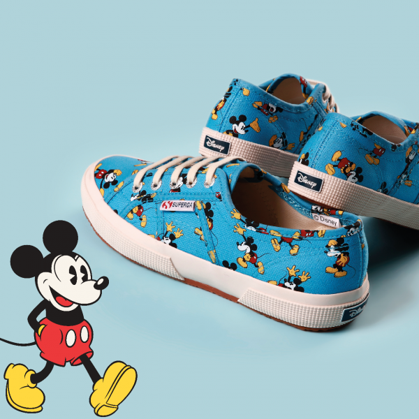 SUPERGA Disney