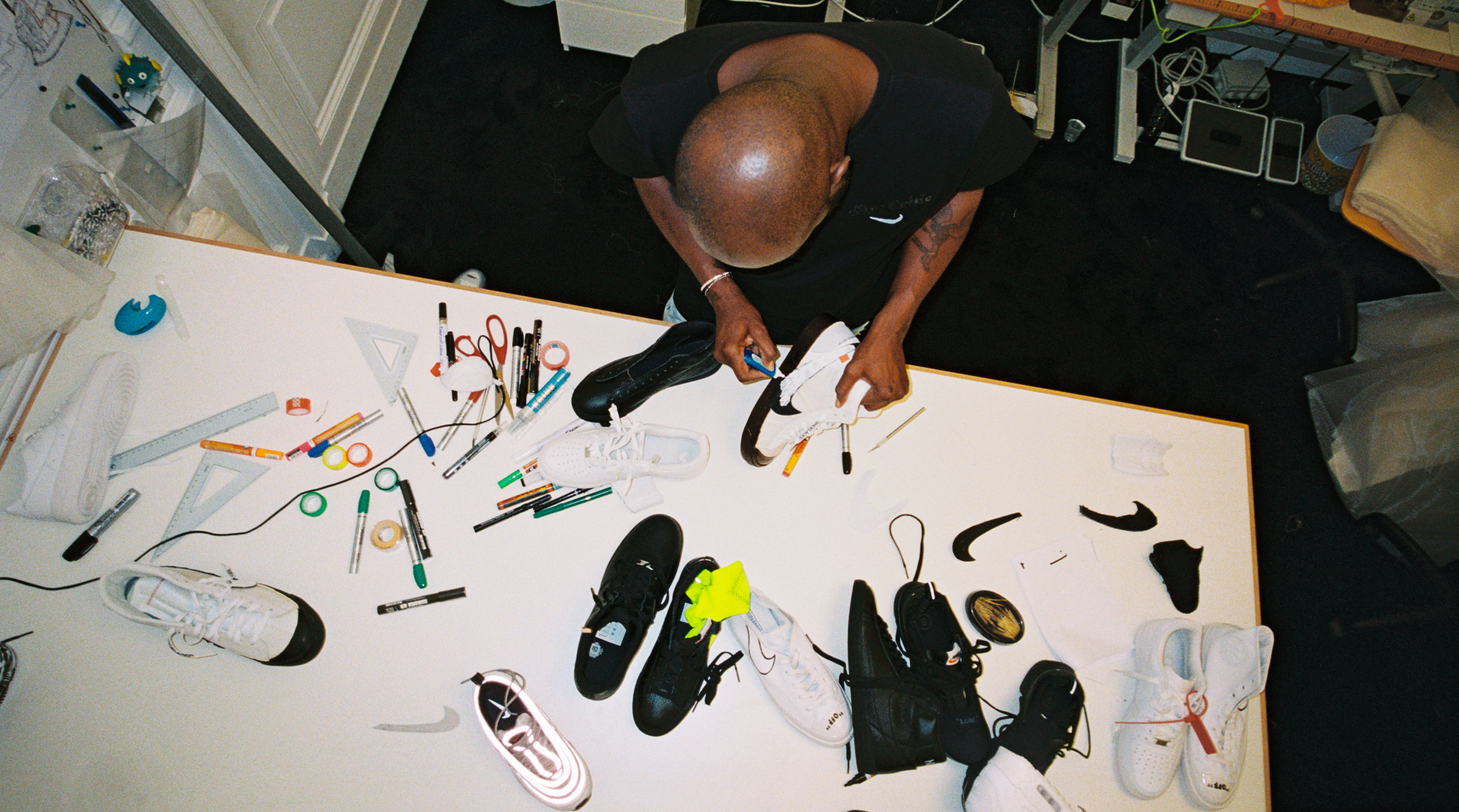 "Nike presenta ""The Ten"" in collaborazione con Virgil Abloh"