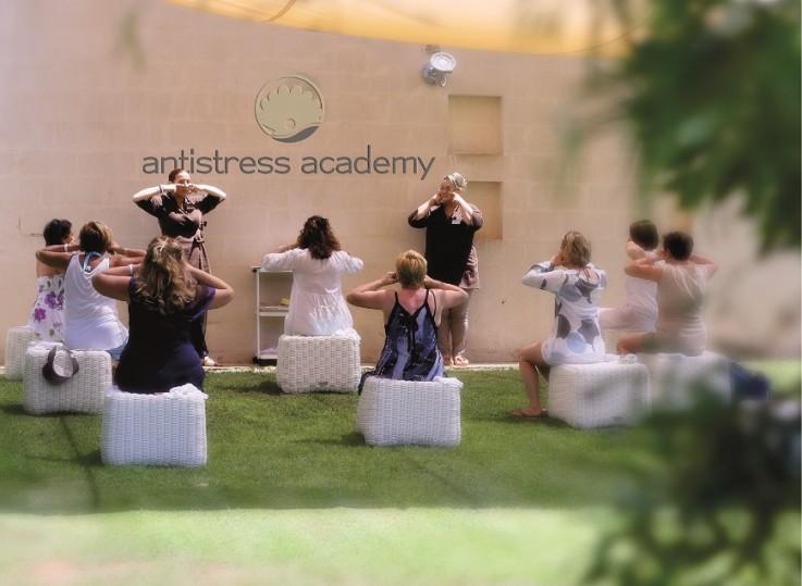 A settembre in Salento apre l'accademia antistress