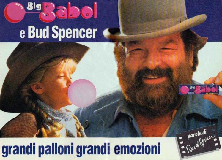 Big Babol Bud Spencer