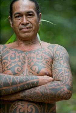 Polinesia Tatuaggi
