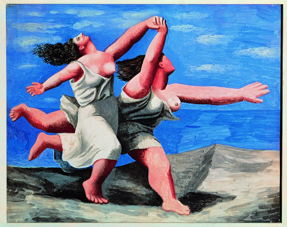 Picasso accende con il suo estro le Scuderie del Quirinale