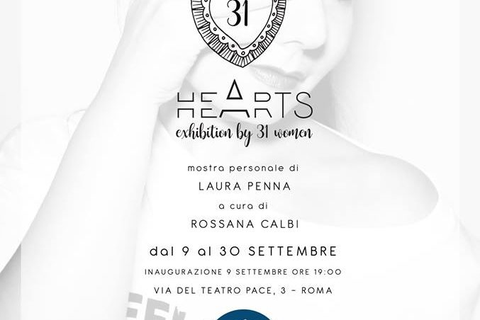 heArts – Exhibition by 31 Women fino al 30 settembre