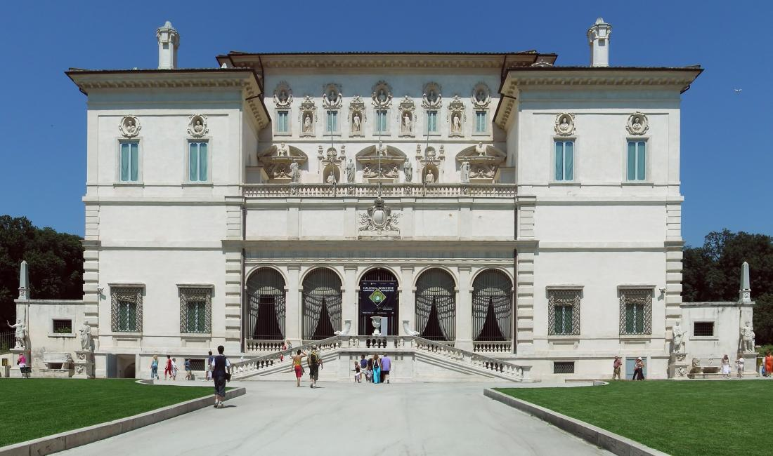 Fendi annuncia una partnership triennale con la Galleria Borghese