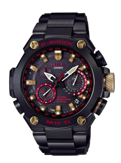100 Milioni di G-Shock venduti. Tre sono miei!