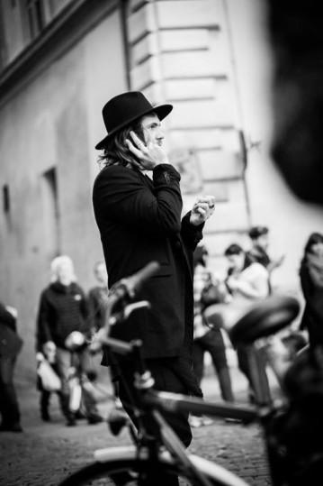 """David Clementoni: la moda, l'arena per """"mettersi in gioco"""""""