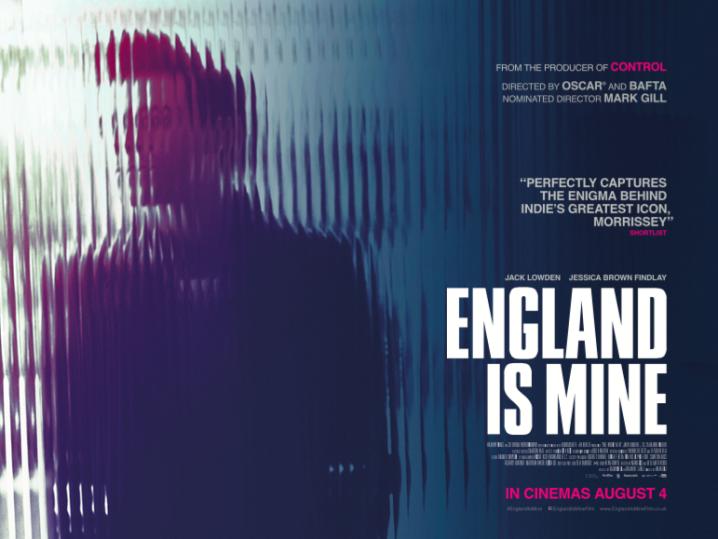 England is mine: un film racconta Steven Morrissey degli Smiths
