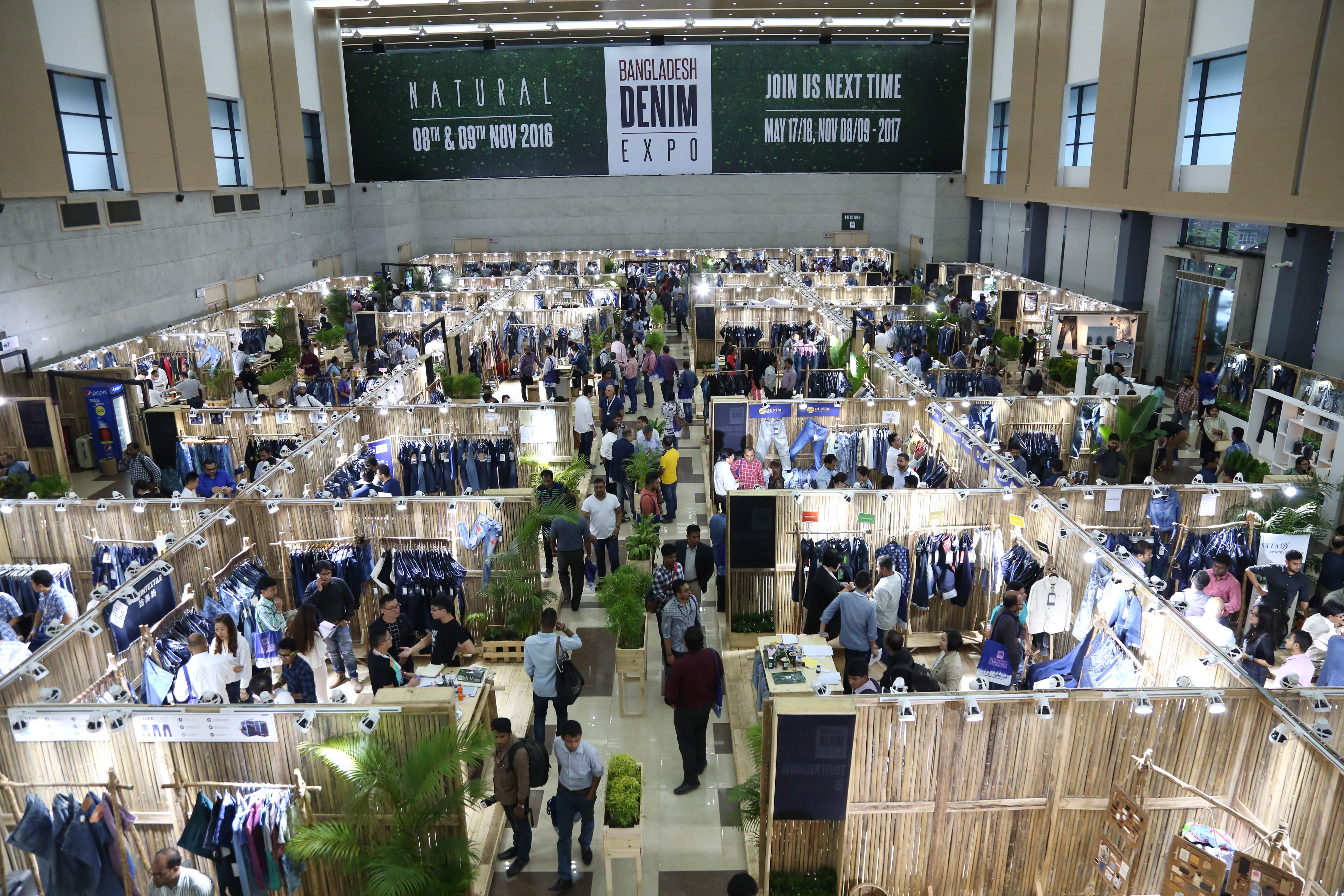Bangladesh Denim Expo presenta la Denim Innovation Night!
