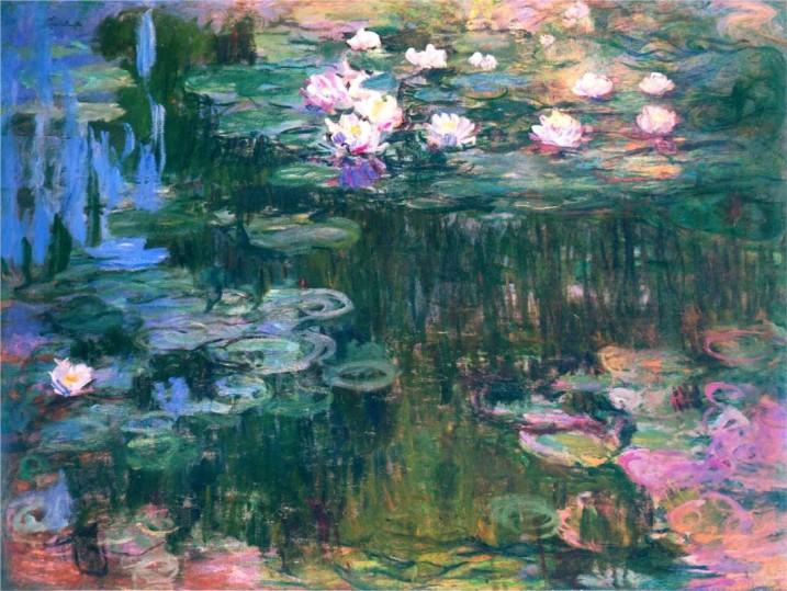 Monet a Roma fino all'11 febbraio 2018
