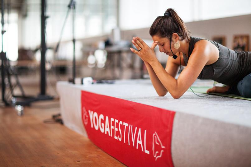 Yogafestival: suono, musica, vibrazione