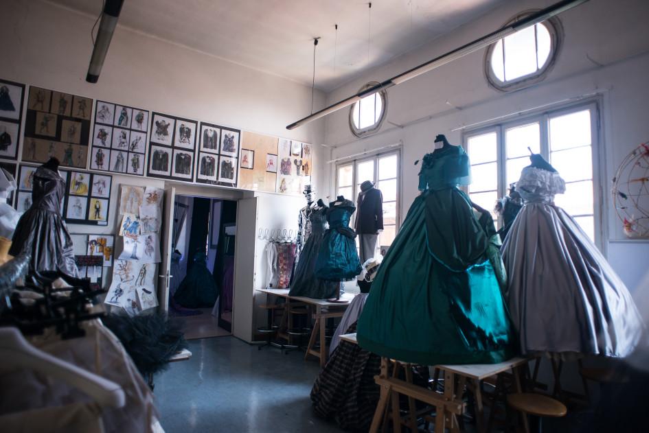 Accademia Costume & moda inaugura l'A.A 2017-18 con Francesca Livia Sartori