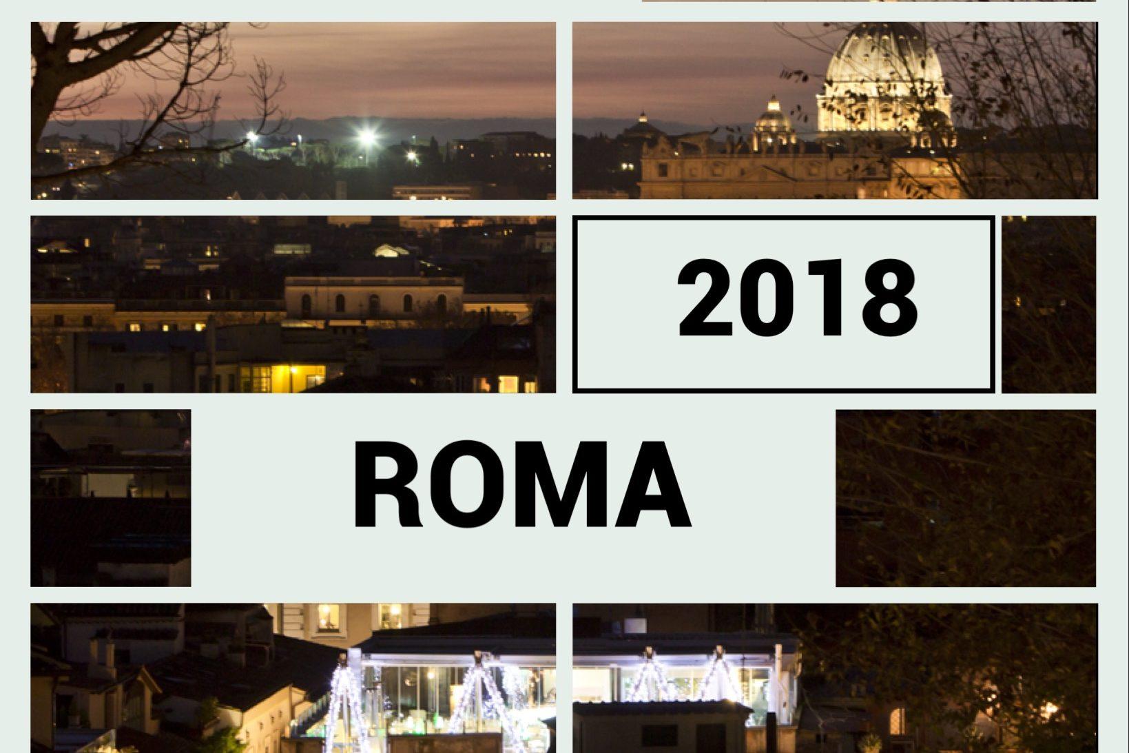 Capodanno a Roma: un brindisi su 5 rooftop imperdibili