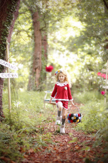 Alice nel Pitti Bimbo delle Meraviglie