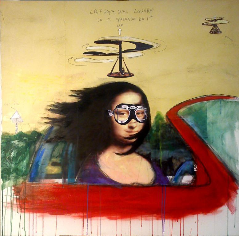 Do it Gioconda Do it: l'omaggio enigmatico alle donne di Emilio Leoffredi