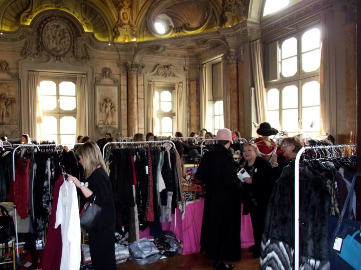 Week end di shopping nella Coffee House di Palazzo Colonna