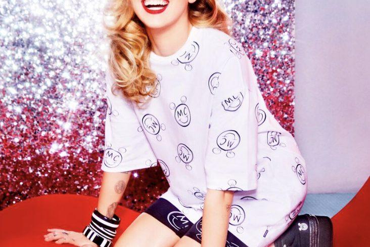Style Pop: Miley Cyrus & Converse