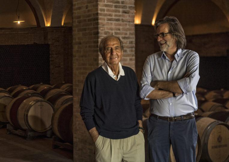 Marco Felluga celebra 90 anni. Il figlio Roberto gli dedica un libro