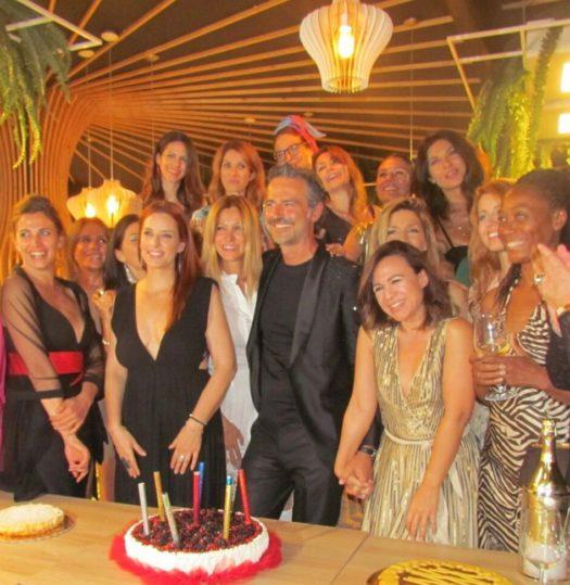 Grande festa per Beppe Convertini