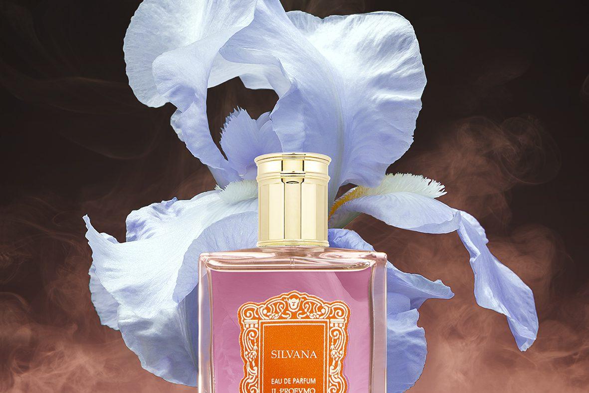 IL PROFVMO lancia una fragranza raffinata e voluttuosa: Silvana