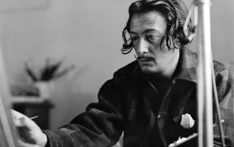 Salvador Dalí. La ricerca dell'immortalità arriva al cinema a fine settembre