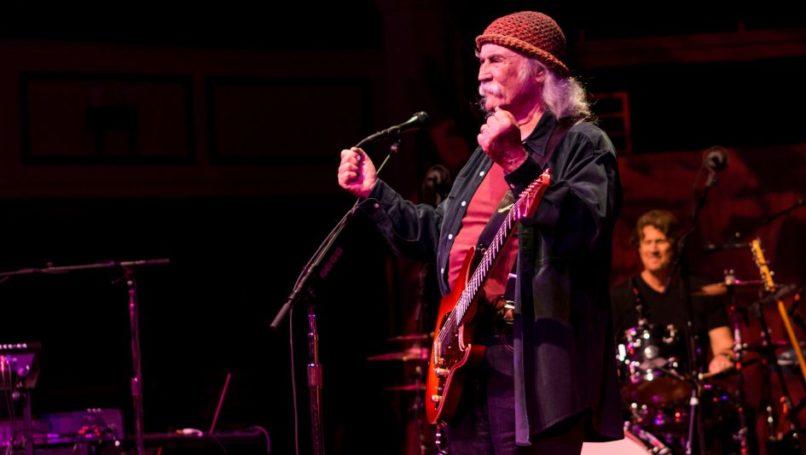 David Crosby torna il 13 settembre all'Auditorium Parco della Musica