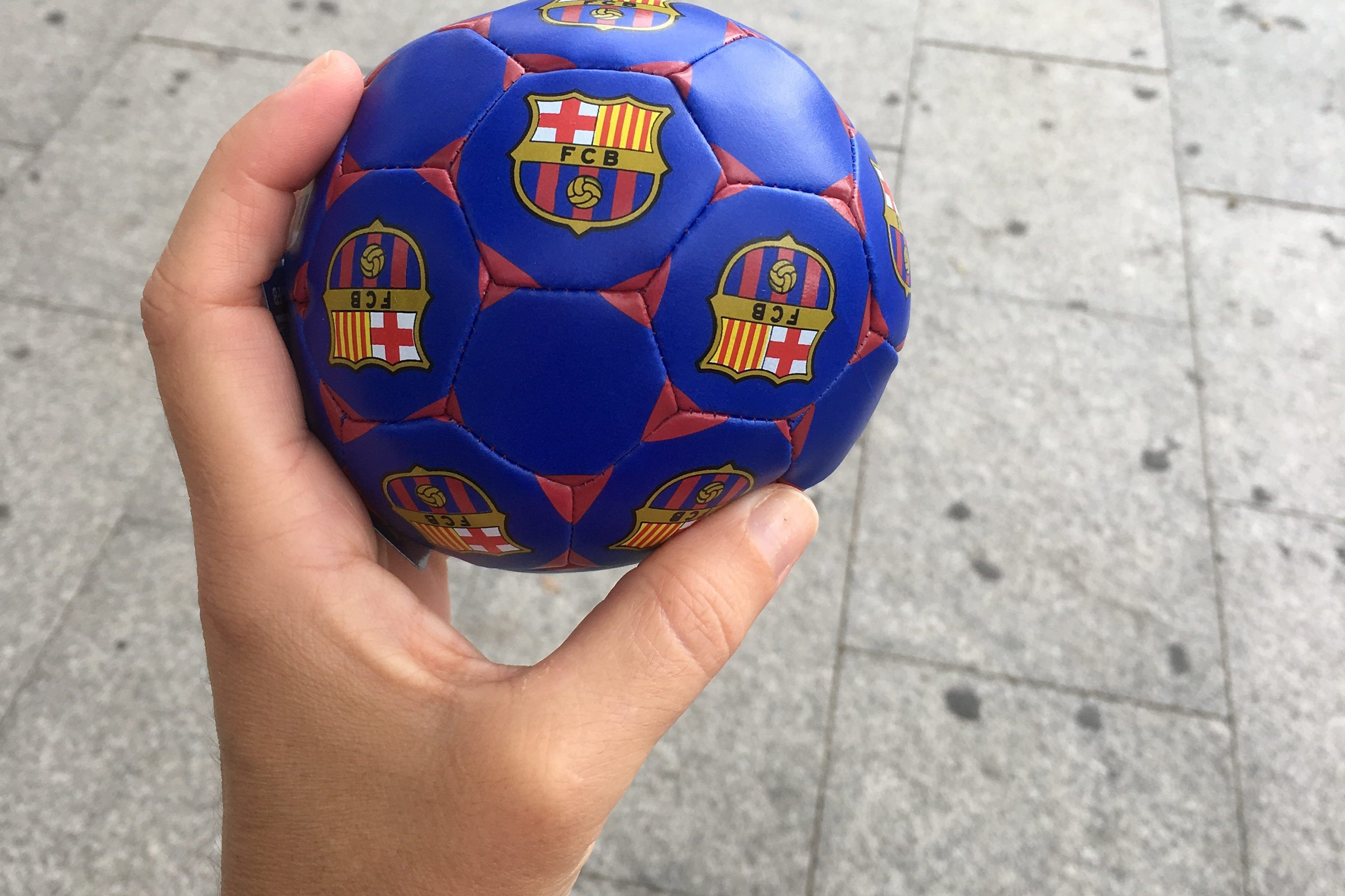 Barcellona raccontata attraverso un profumo: Percival