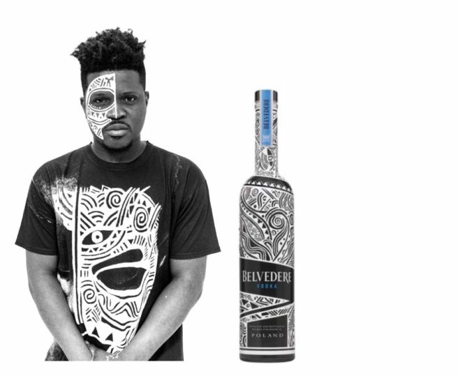 Belvedere Vodka & Laolu Senbanjo insieme per una limited edition esclusiva