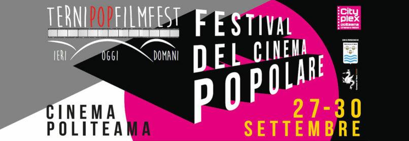 Al via la prima edizione del Terni Pop Film Fest