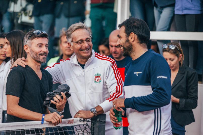 Il 13 e 14 ottobre torna Tennis & Friends al Foro Italico di Roma