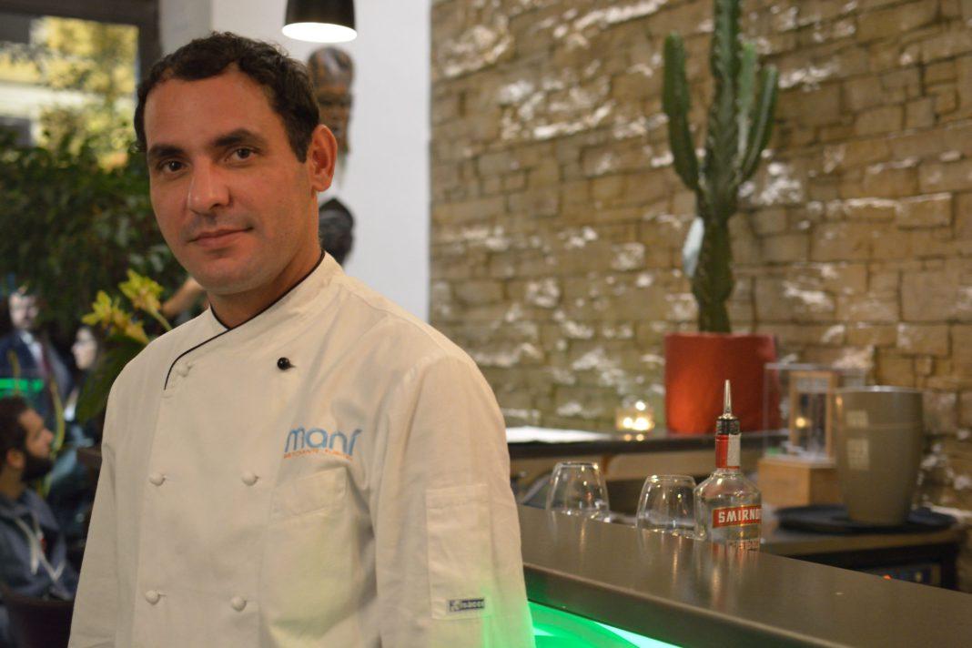 Manì: ai Parioli arriva la cucina fusion di Joaldo Campos