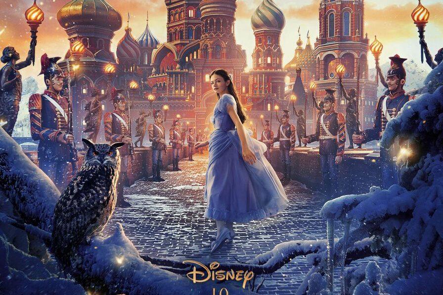 Lo Schiaccianoci e i Quattro Regni: arriva il nuovo film Disney