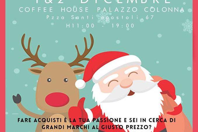 Violette Sauvage nella Coffee House di Palazzo Colonna