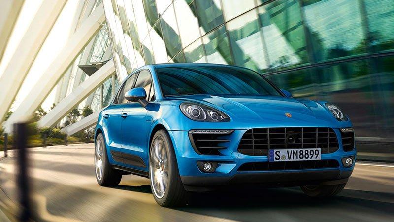Porsche Macan: l'emozione in movimento