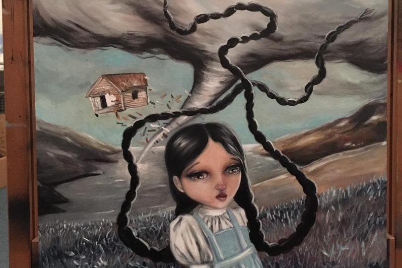 """Al Margutta in mostra """"Il fantastico mondo di OOZ"""""""