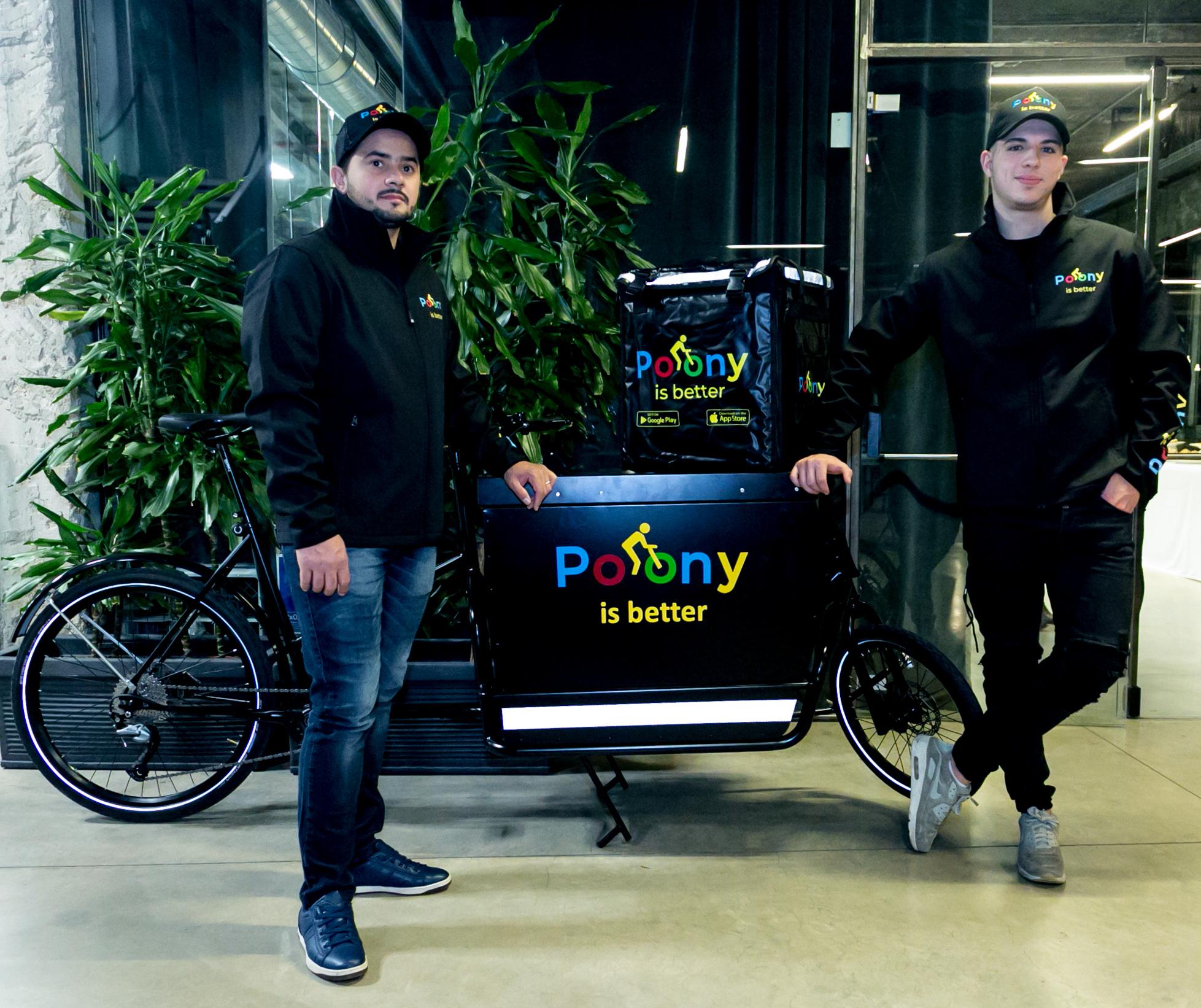 Nasce Poony, il nuovo servizio di last mile e fast-delivery in Italia