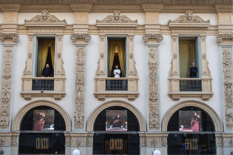 Galleria Cracco presentaRomans Roman dei Masbedo