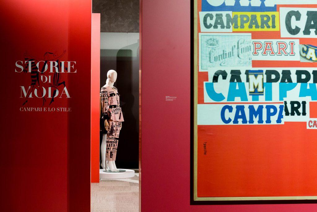 Storie di Moda, Campari e lo stile