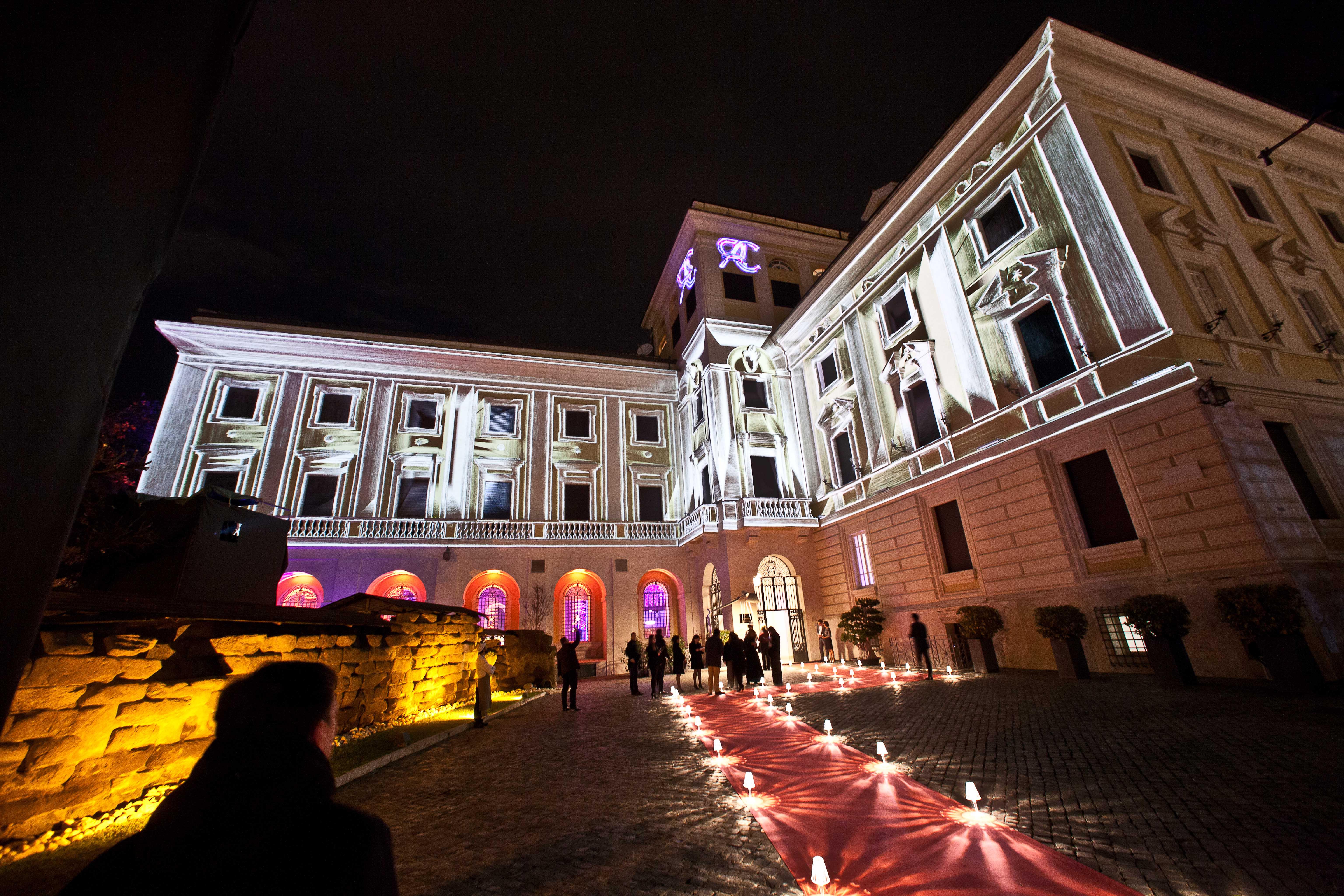 Serata a effetto a Palazzo Montemartini Rome, A Radisson Collection Hotel
