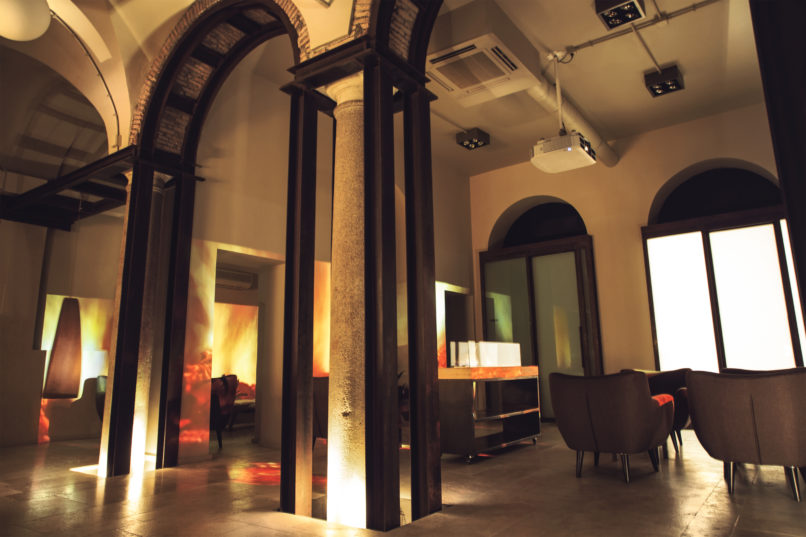 Bahr Spa: Ricaricare corpo e mente all'ombra del Pantheon