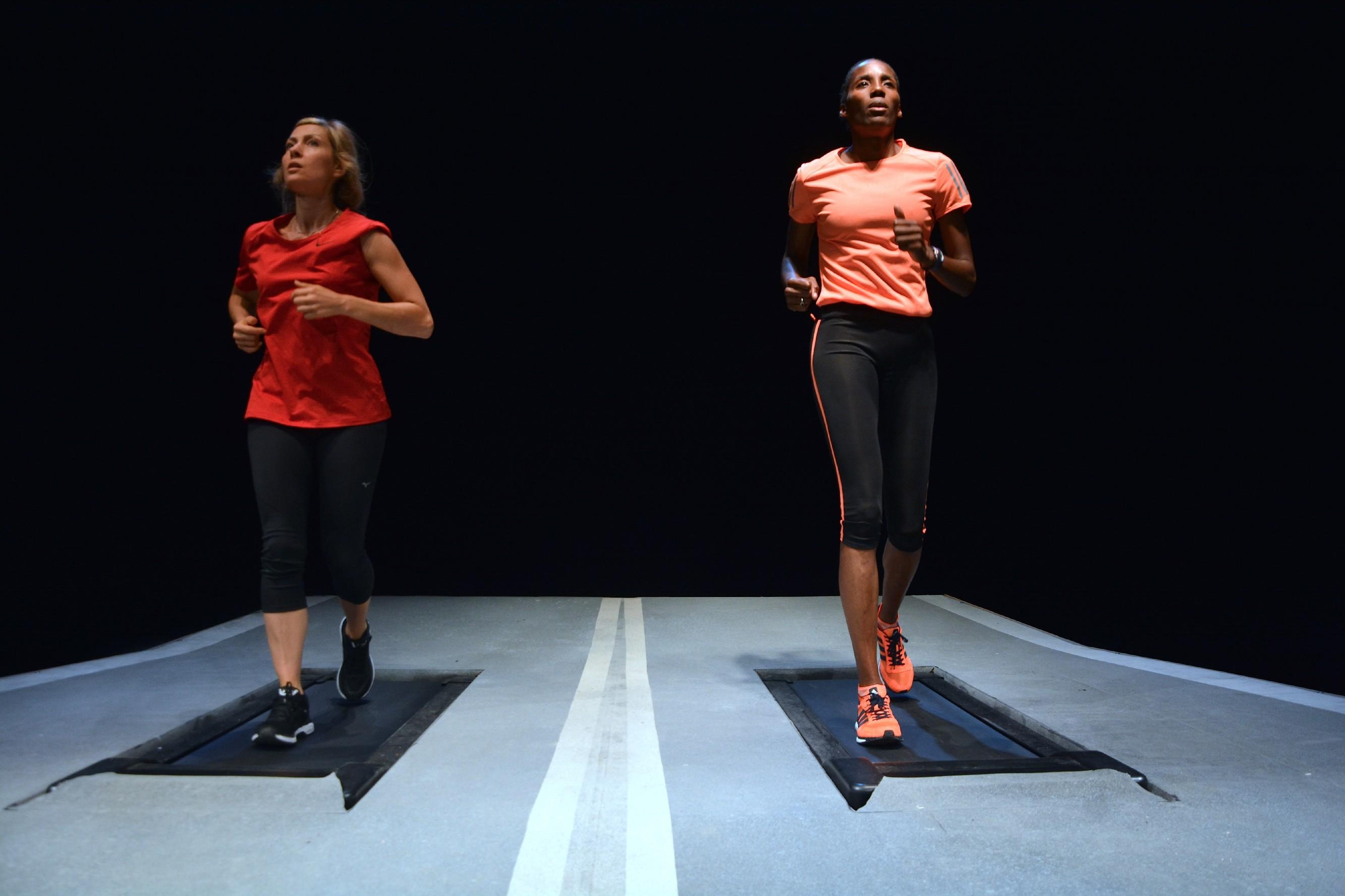 Fiona May, al suo esordio teatrale con Maratona di New York di Edoardo Erba