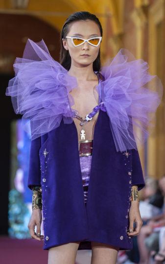 La maison Aline Oliveira Couture sbarca a Milano per la Fashion Week