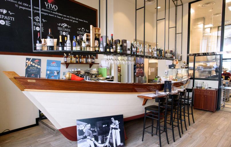 Dall'Argentario a Milano, eleganza e gusto da VIVO