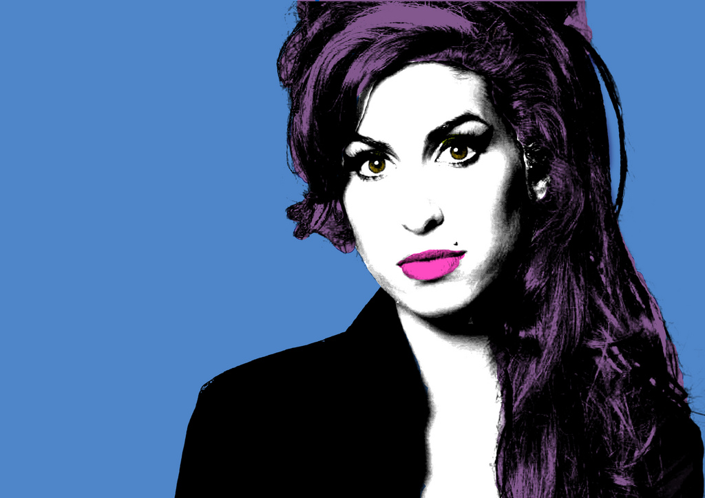 Amy Winehouse torna in tour come ologramma