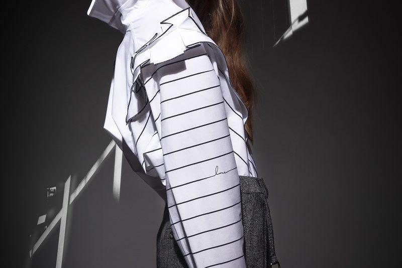 Balossa, il fascino senza tempo della camicia bianca