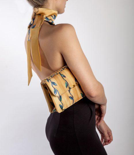 EMA-BIA by Emanuela Bianchi, accessori di lusso in seta